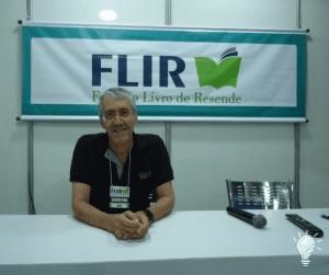 Nosso escritor, Marcio Marinho Nogueira