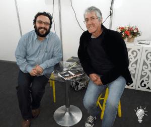 José Huguenin e Marcio Marinho Nogueira