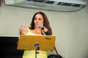A diretora geral do Colégio Delce Horta, Elisângela Ananias