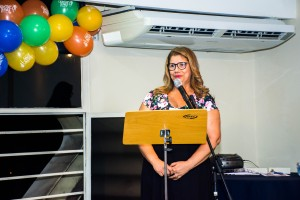 A diretora pedagógica da Fevre, Maria Cristina Roriz