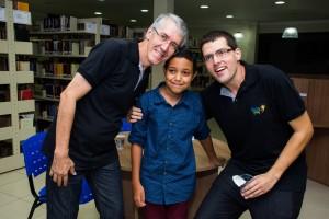 Marcio, Kaio e Marcelo