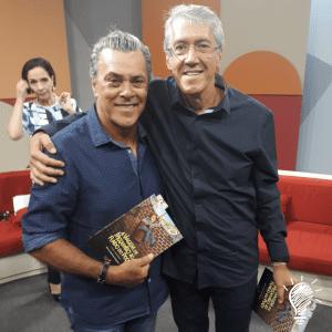 Raymundo de Souza e Marcio Marinho